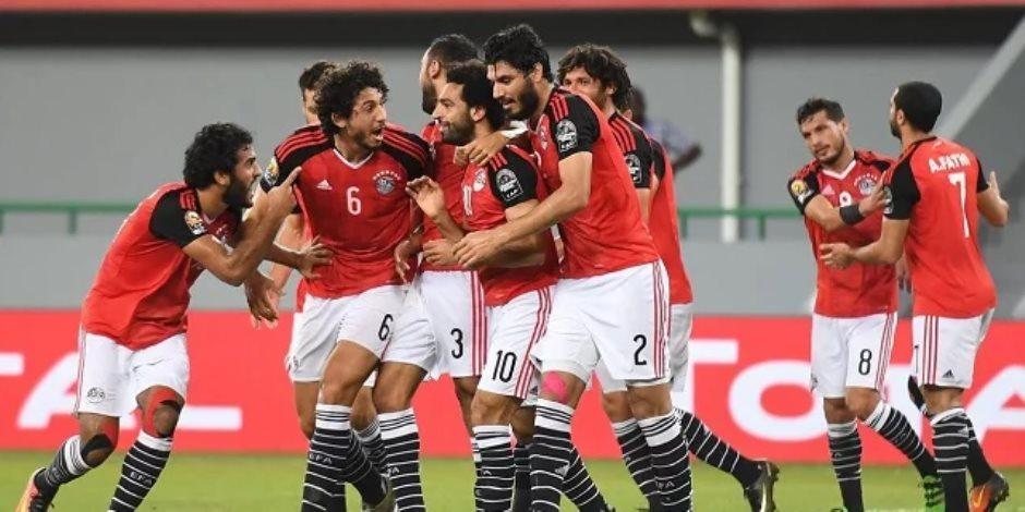 في أول مباراة رسمية بعد مونديال روسيا.. مصر تكتسح النيجر بسداسية نظيفة