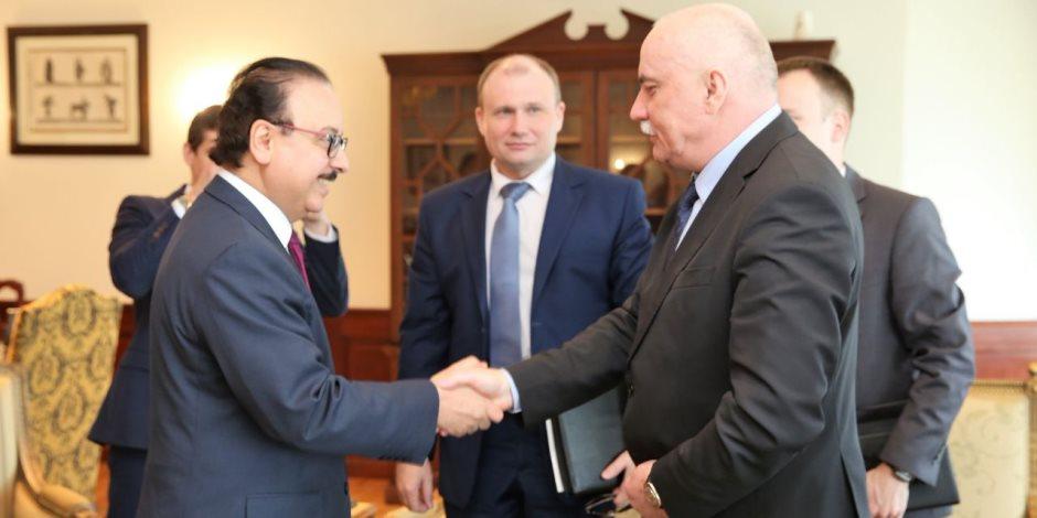 توقيع اتفاقية تعاون بين مصر وبيلاروسيا لتبادل الخبرات العملية والتربوية