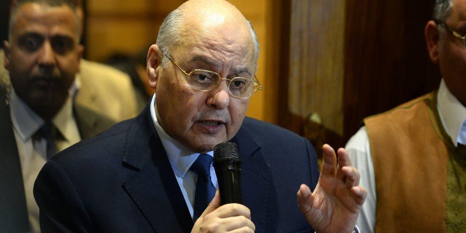 رئيس حزب الغد: نستعد للمجالس المحلية ومنفتحين على التحالفات والائتلافات
