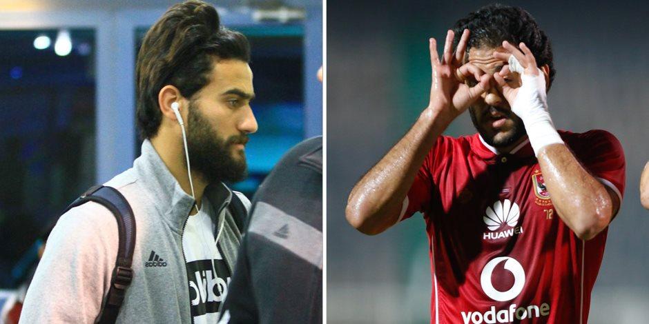 مروان محسن رجع وباسم مرسي لسه مارجعش.. 117 دقيقة = 15 مباراة (فيديو)