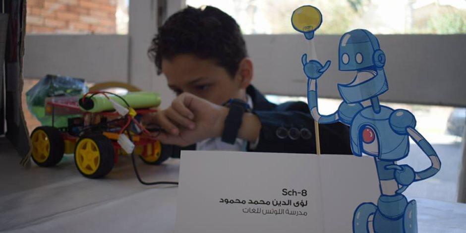 افتتاح المؤتمر الطلابى السابع للبحوث والإبتكارات بالإسكندرية (صور)