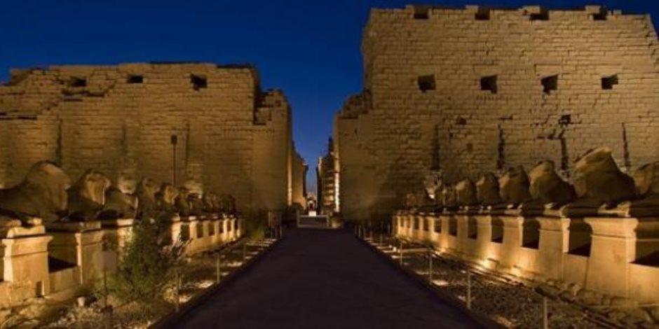 «آمون رع سيجم نحت».. معلومات لا تعرفها عن معبد الكرنك