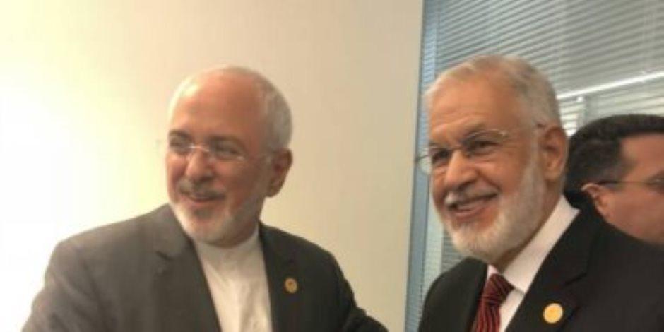 جلسة مباحثات مشتركة بين وزير خارجية ليبيا ونظيره الإيرانى فى أذربيجان