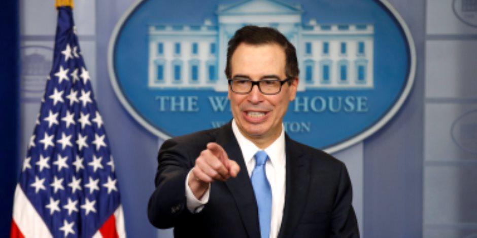 وزير الخزانة الأمريكى: ترامب على استعداد كامل للدفاع عن مصالح البيت الأبيض