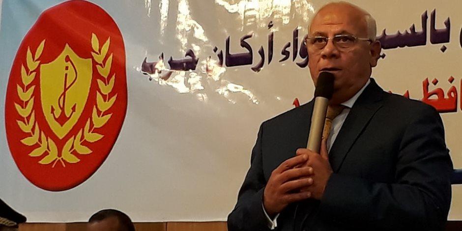 محافظ بورسعيد: نستمد الروحانيات من عيد القيامة