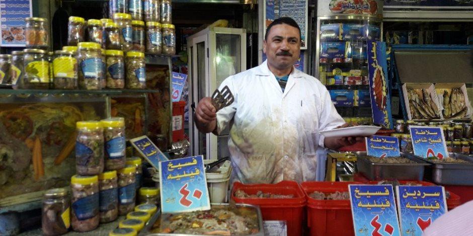 تعرف على أشهر أكلات شم النسيم فى الإسكندرية (صور)