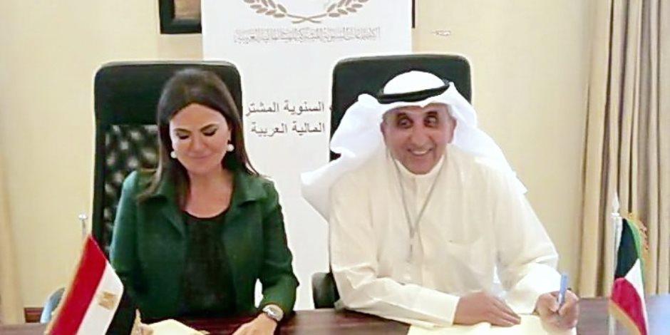 اتفاق بين مصر والكويت لإنشاء خمس محطات تحلية مياه بجنوب سيناء