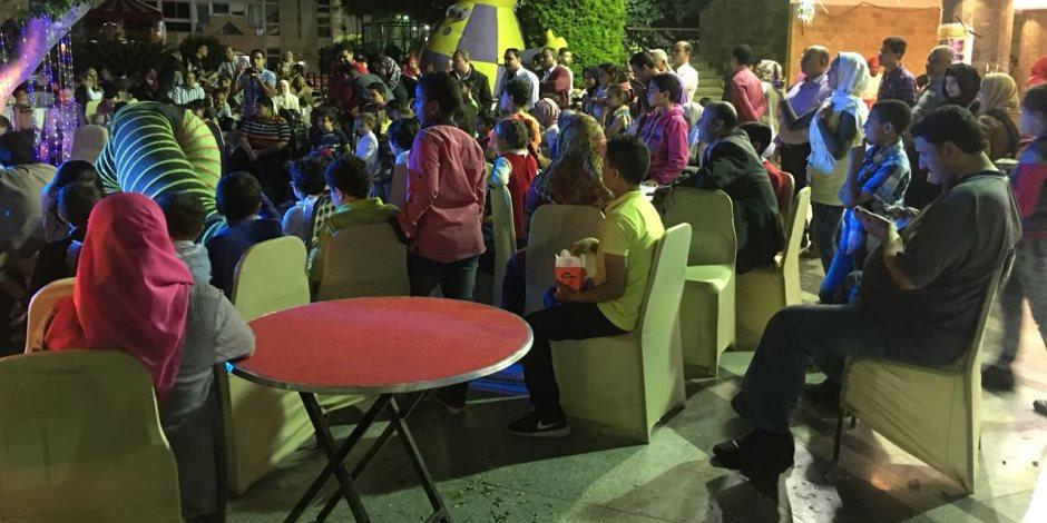 نادي قضايا الدولة يحتفل بعيد شم النسيم (صور)
