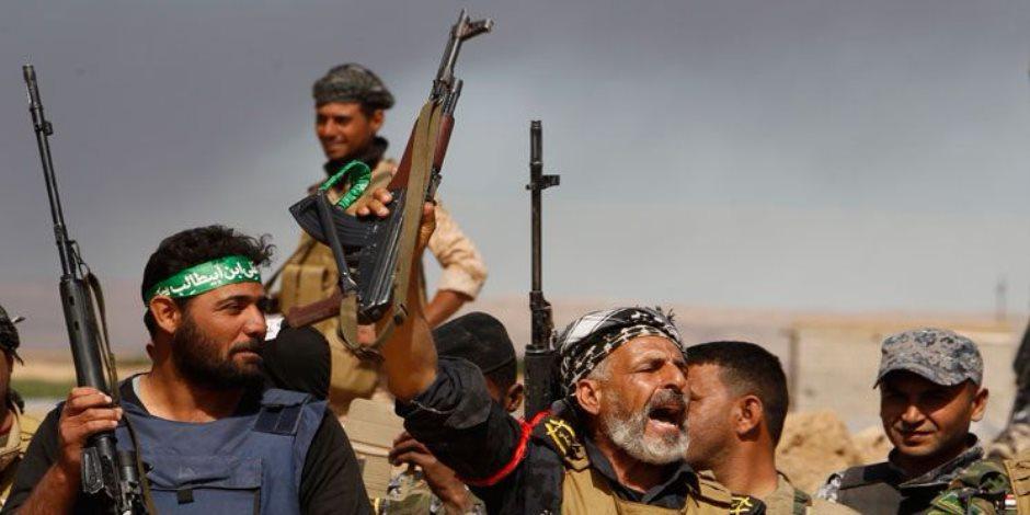 هل يورط الحشد الشعبي العراق؟.. أمن بغداد ينفي التنسيق معه في سوريا