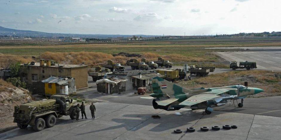 الجيش الإسرائيلي يزعم: غارتنا على سوريا رسالة إلى إيران