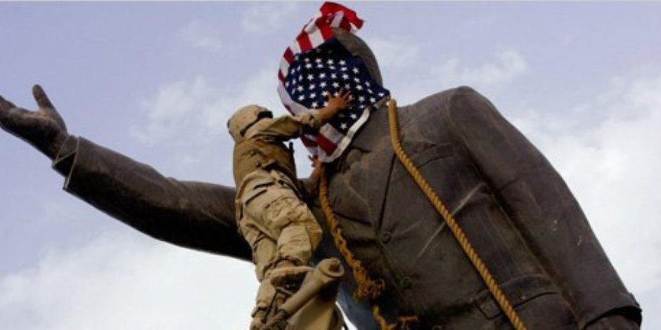 بعد 15 عاما من سقوط بغداد.. أين «الصحاف» من روايات السقوط الخمس؟