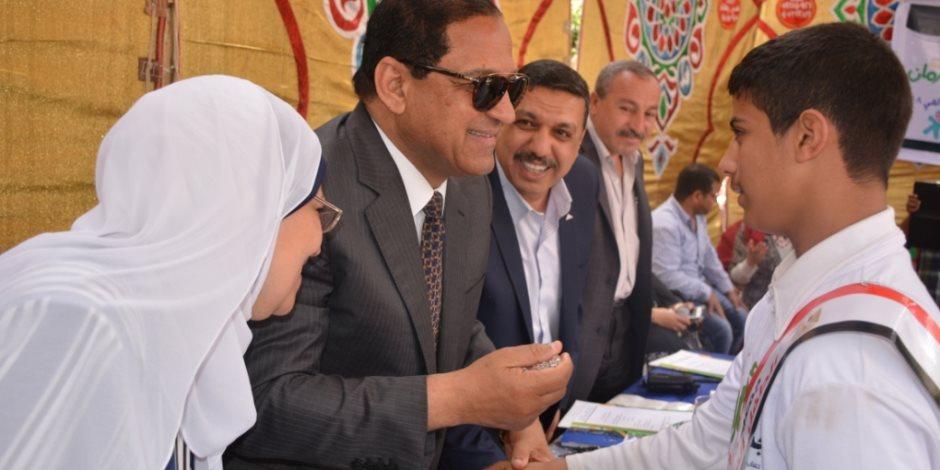 محافظ الغربية يشارك في الاحتفال بيوم اليتيم العربي 2018 (صور)