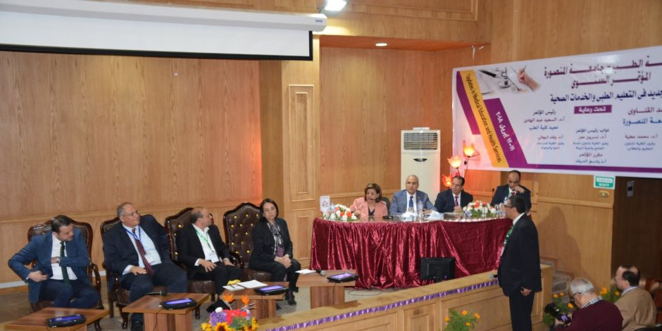 محافظ الدقهلية: إقبال الدول على الخبرات الطبية المصرية شهادة ثقة (صور)