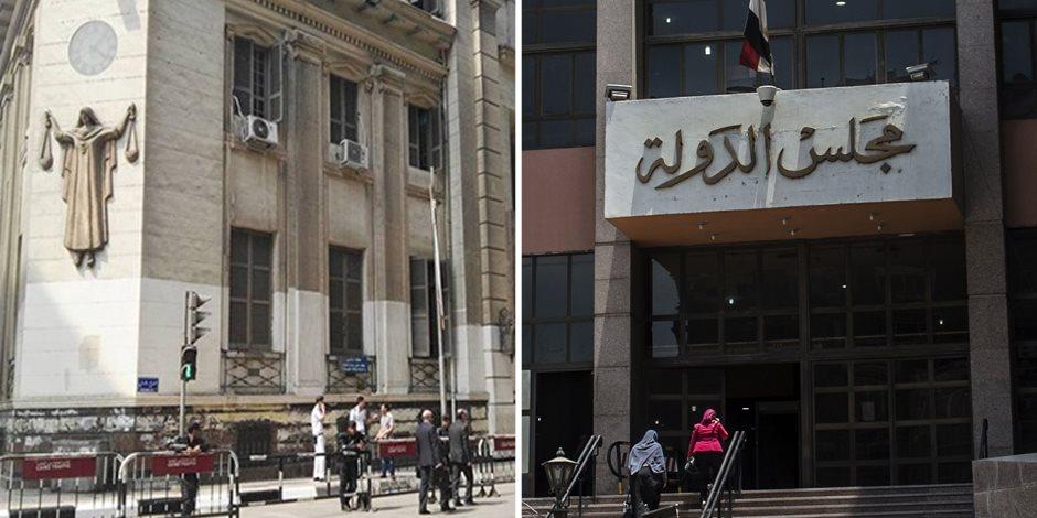 القضاء الإدارى يحجز طعن 4 طلاب على فصلهم من جامعة القاهرة إلى 27 مايو