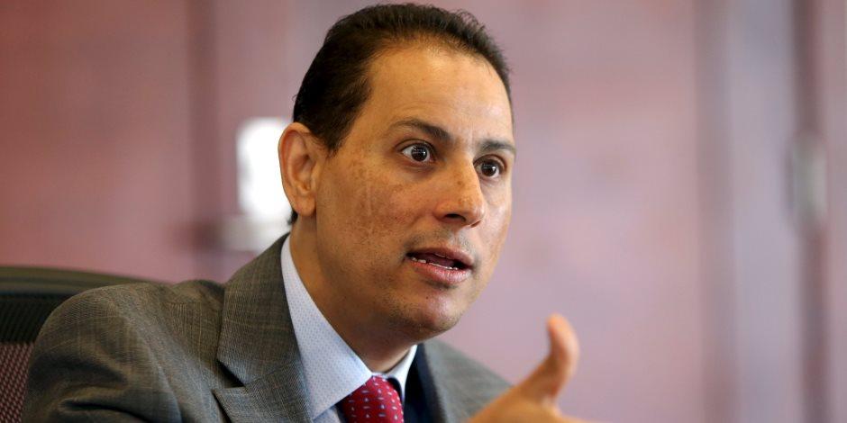 محمد عمران: 4 تريليون جنيه حجم القطاع المالي في مصر ويساوي 100% من الناتج المحلي الإجمالي
