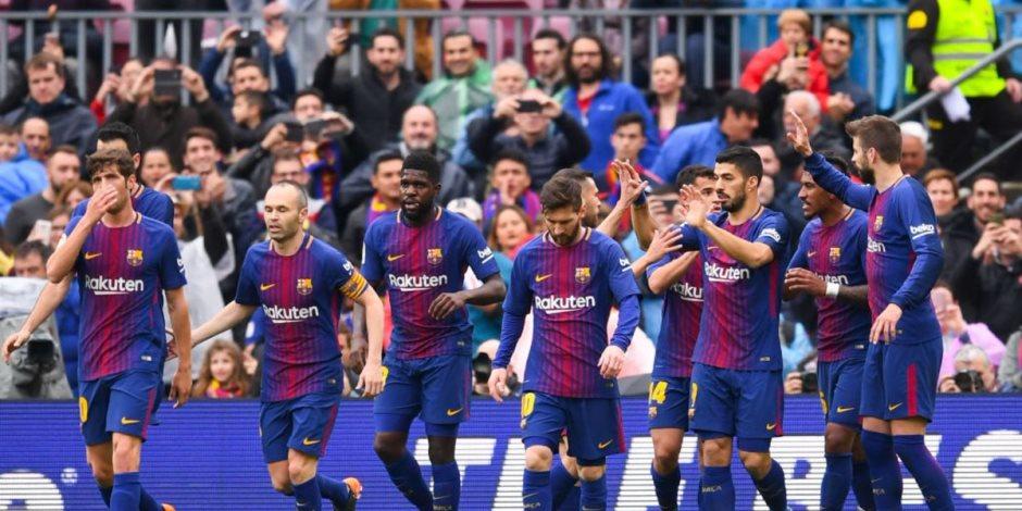 قبل مواجهة برشلونة وإشبيلية بنهائى الكأس.. ماذا قدم زعيم كتالونيا فى آخر 10 نهائيات؟ (فيديو)