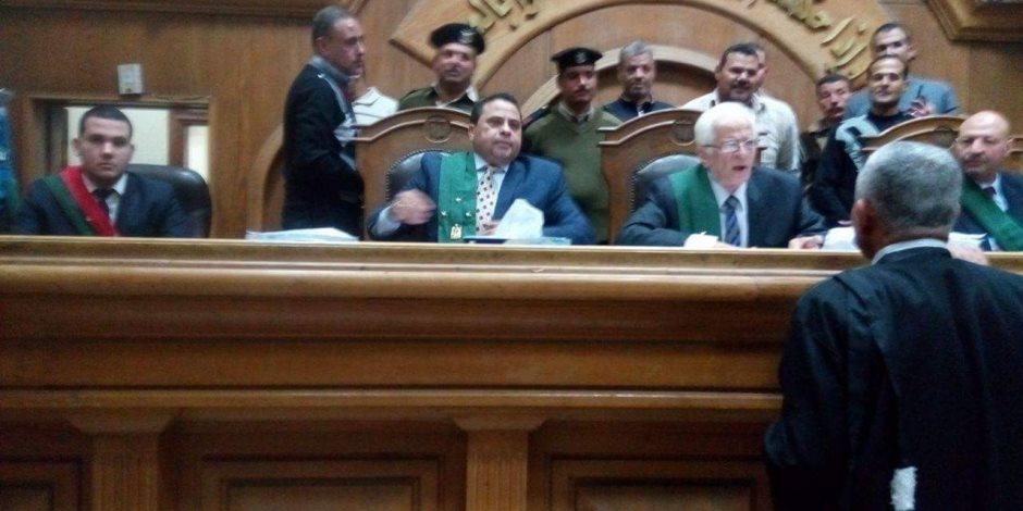 تأجيل محاكمة قاتلى صاحب شركة السياحة وزوجتة الروسية بشرم الشيخ