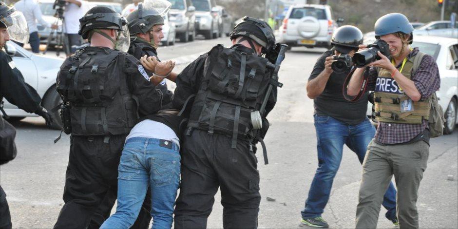 قوات الاحتلال الإسرائيلي تعتقل 23 فلسطينيا في الضفة الغربية