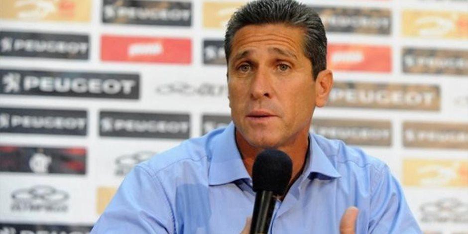 الزمالك يحصل على السيرة الذاتية للمدرب البرازيلى جورجينو