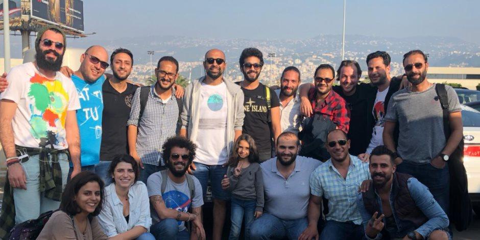 تفاصيل 10 أيام تصوير لأبطال مسلسل «الرحلة» في بيروت