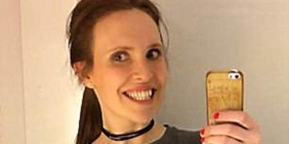 """""""اميلي"""" تغير نظام حياتها وتفقد 38 كيلو جرام أثناء حملها بسبب حجم بطنها الضخم"""