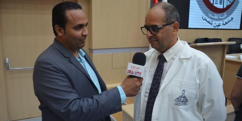 """جراح المشاهير خالد جودت: انخفاض وزن """"أميمة"""" سيكون على مراحل وتبدأ بـ 100 كيلو خلال عام"""