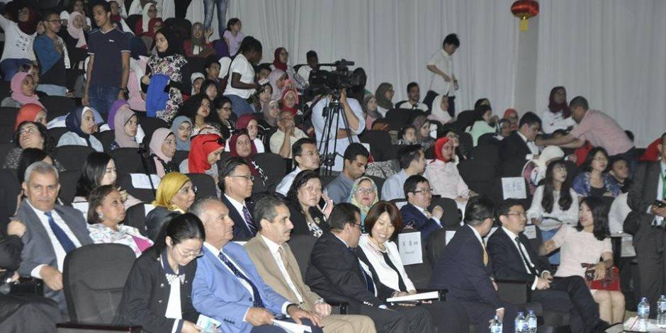 جامعة قناة السويس تستضيف المسابقة العالمية «جسر اللغة الصينية»