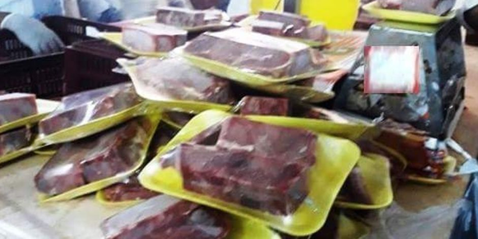 بطون المصريين في أمان.. تعرف على حجم ضبطيات اللحوم الفاسدة في 3 أيام
