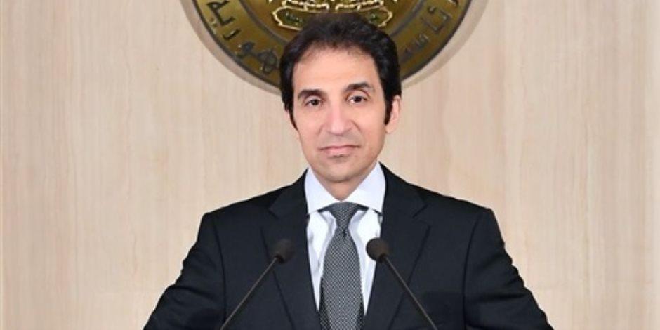 المتحدث الرئاسي: شراكة ثقافية بين مصر وفرنسا في مشروعات ضخمة