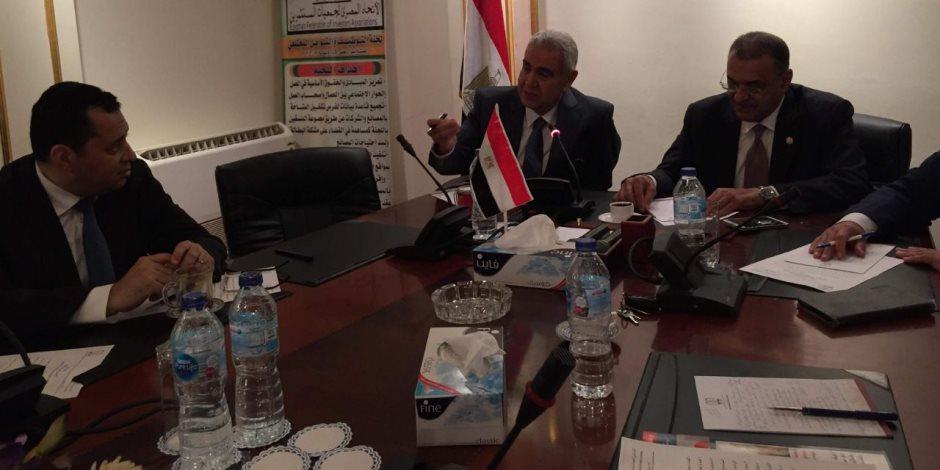 محمد هلال: لا توجد مواصفة مصرية لاختبار جودة السيارات الكهربائية المستعملة