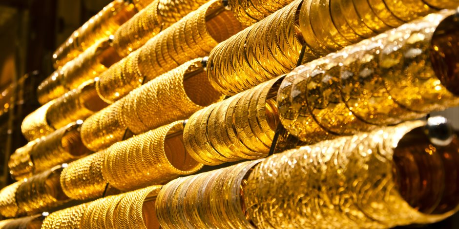 أسعار الذهب اليوم الأحد 6-5-2018 في مصر