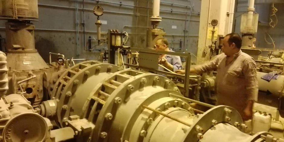 قطع المياه عن المنطقة الصناعية بـ6 أكتوبر غدا لمدة 12 ساعة