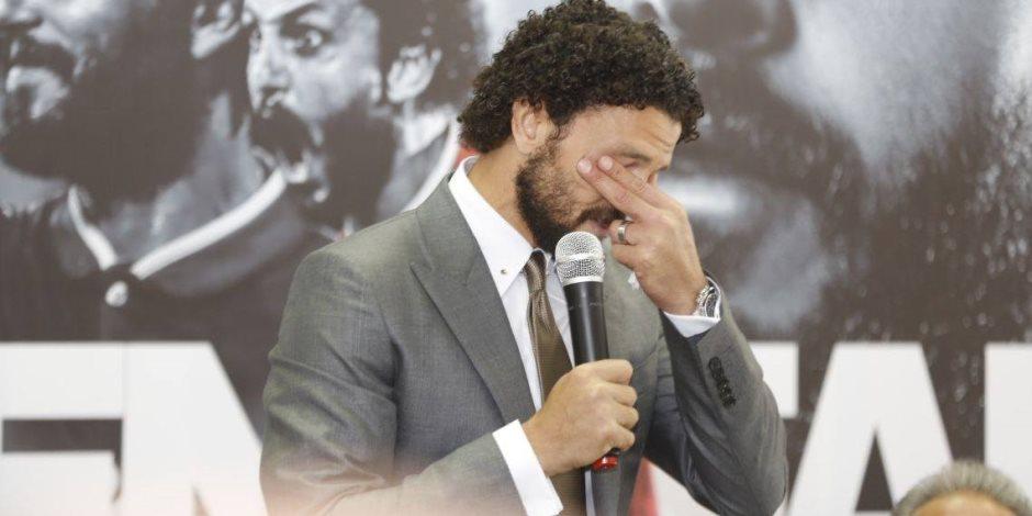 الإعلامى أحمد شوبير يستضيف حسام غالى