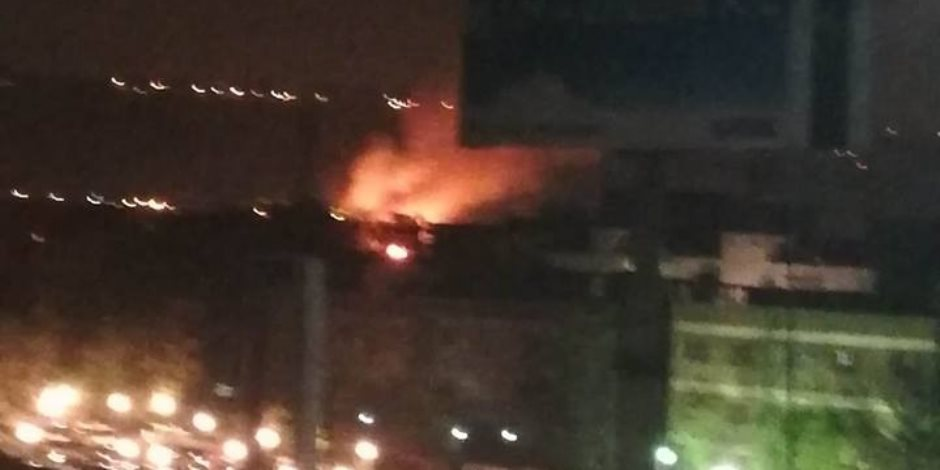 وقوع انفجار في محطة وقود خارج مطار القاهرة