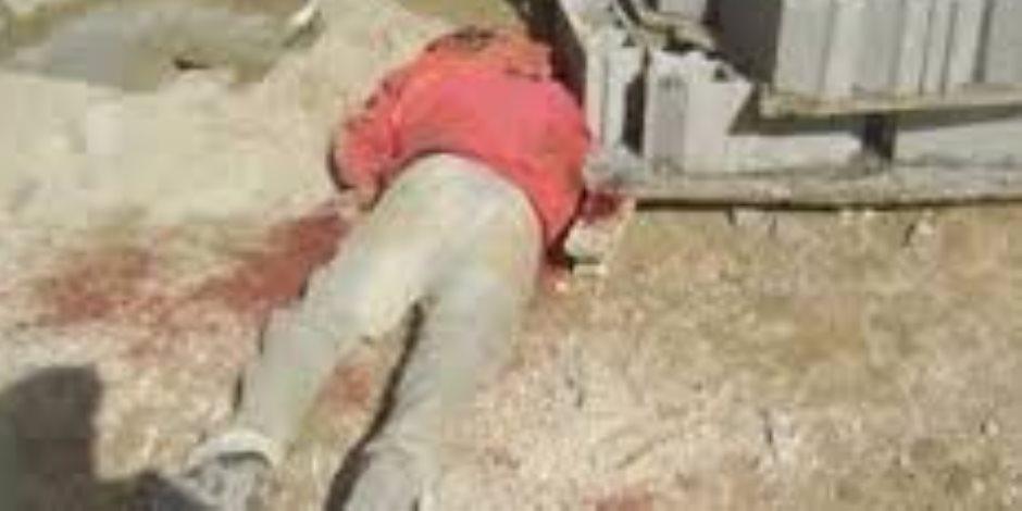 وفاة عامل إثر سقوطه من الطابق الثالث بعقار تحت الإنشاء بأكتوبر