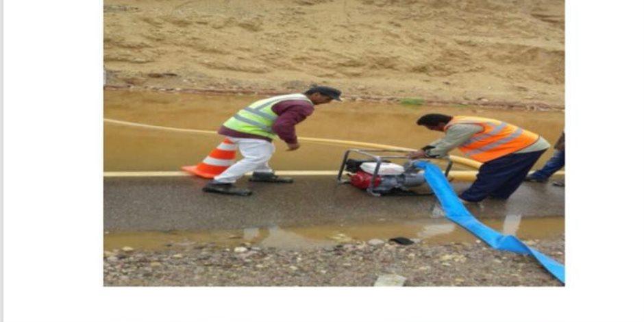 كيف تعاملت وزارة الري في أزمة الأمطار وغرق المحافظات في شبر مية؟