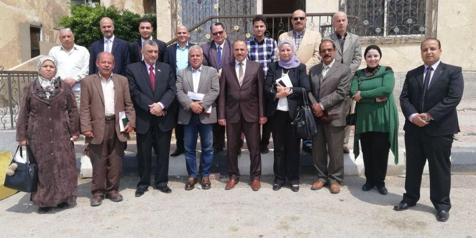 عبدالرحمن الزعيم رئيساً لمجلس أمناء بدر..وبلال والعربى وكيلان