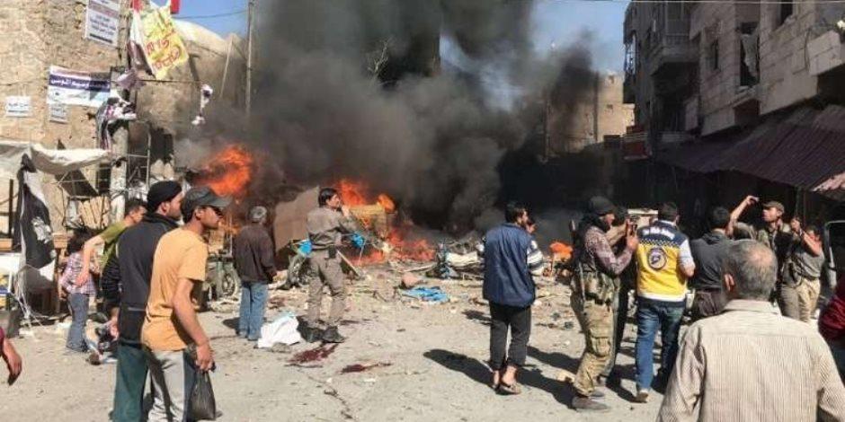 سوريا: هذه أسباب الانفجار بمحيط مطار حماة العسكري