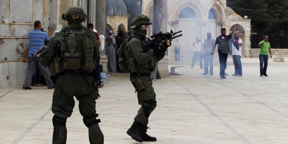 الاحتلال الإسرائيلى يعتقل 8 فلسطينيين من الضفة الغربية بينهم شقيق عهد التميمى