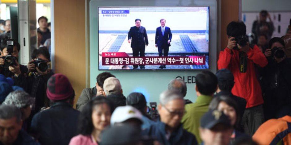 تاريخ جديد يبدأ الآن.. رئيس كوريا الشمالية يدون في دفتر زوار الجنوب