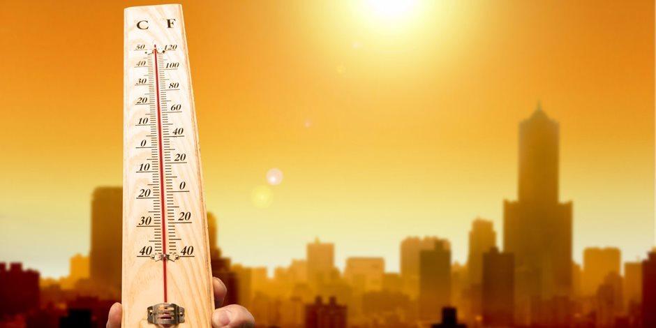 الأرصاد: طقس الإثنين مائل للحرارة على أنحاء الجمهورية.. والقاهرة 33