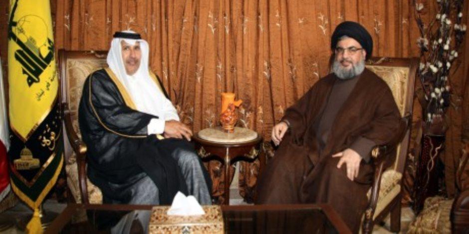 السقوط الأخير.. حينما ارتدى حزب الله اللبناني العباءة القطرية