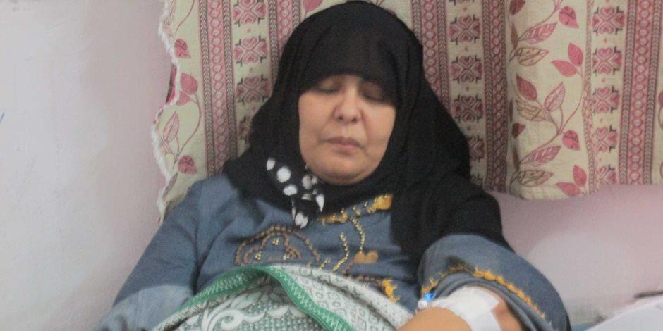 ممرضة «حميات بورسعيد» المضربة عن الطعام: تعرضت للظلم بعد كشفي للفساد (صور)