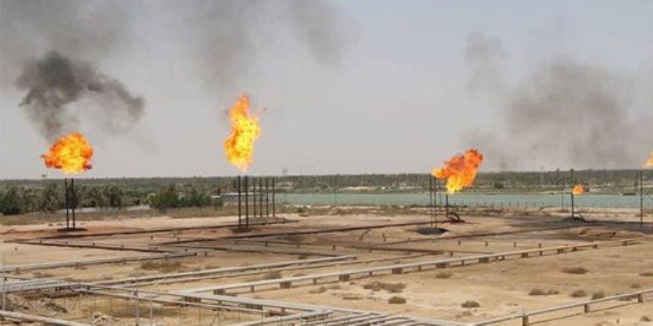 بعد إعلان العراق بدء أول إنتاج للغاز من حقل «السيبة».. تعرف على نسبة مصر منه