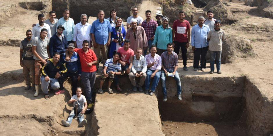 جامعة عين شمس تعيد اكتشاف تاريخها بالعثور على مقصورة احتفالات ملكية للرعامسة