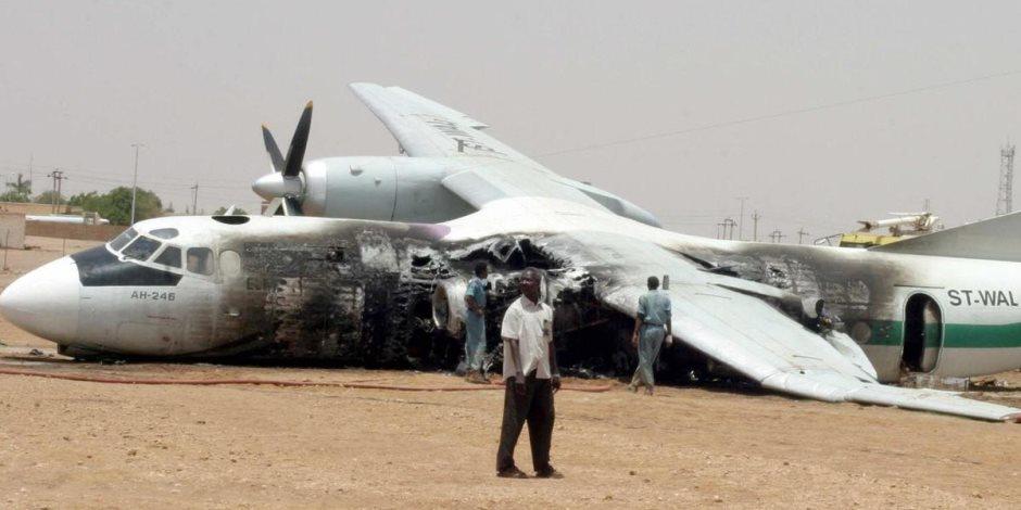 تحطم طائرة شحن عسكرية أمريكية.. تابعة لطيران الحرس الوطني وقوات الإنقاذ تعثر على 16 جثة