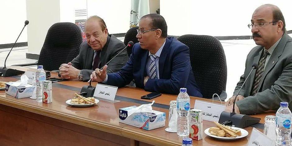 سمير عارف رئيسا لمجلس أمناء العاشر من رمضان وعبد ربه وسطان وكيلين