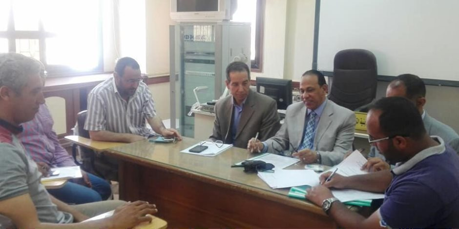 «تعليم جنوب سيناء» يبحث آلية تنفيذ خطة الوزارة لتطوير التعليم الثانوي