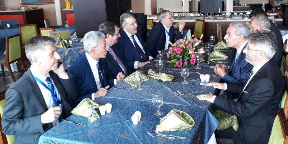 وزارة التجارة: منتدى الأعمال المصري اليوناني القبرصي ينعقد غدا