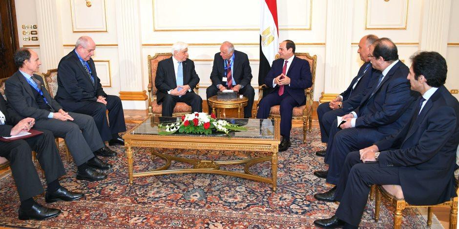 نواب: مبادرة «إحياء الجذور» تتويج للعلاقات المصرية اليونانية